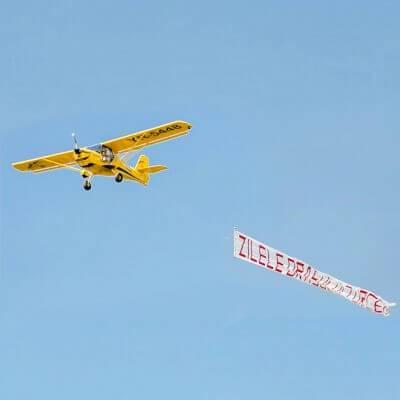 Publicitate aeriană